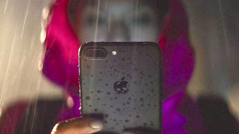 iphone 7 plus có chống nước không