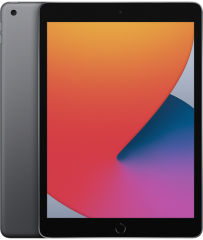 Máy tính bảng iPad Gen 8 10.2 inch (2020) 4G + Wifi 32GB Chính Hãng VN/A