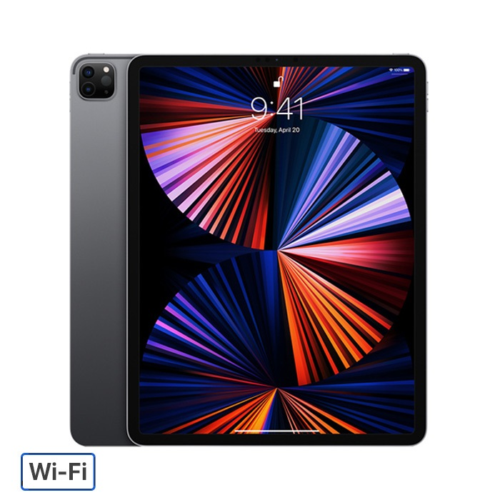 iPad Pro 12,9 inch Wifi 128GB Chip M1 (2021) Chính Hãng VN/A Mới 100%