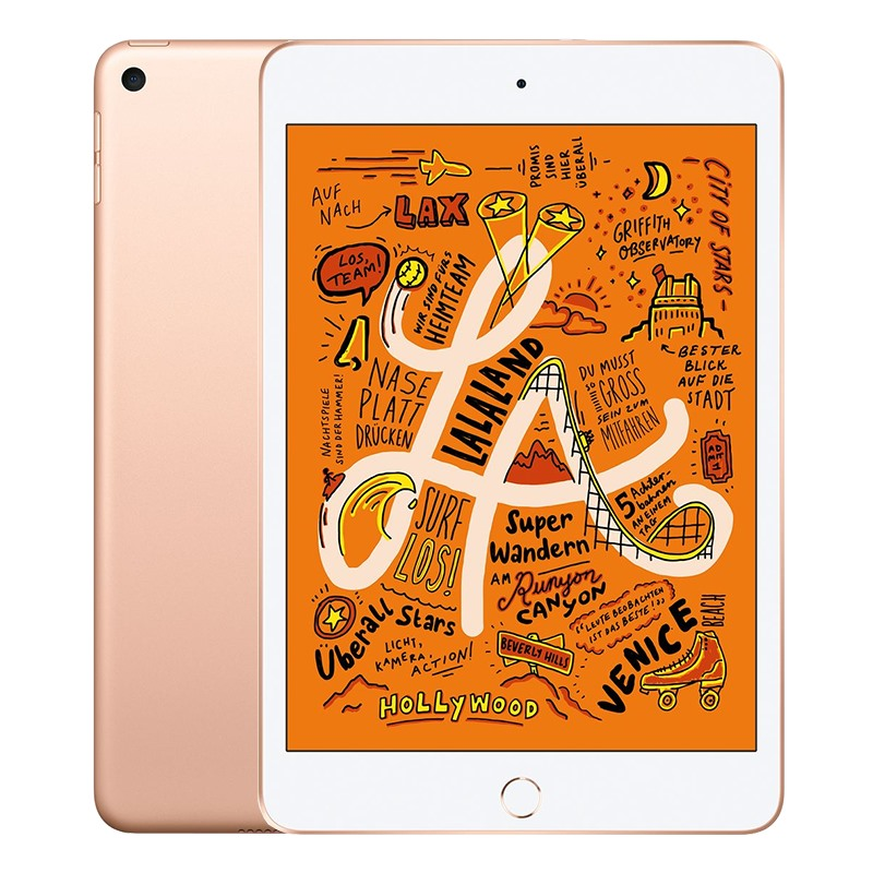 Máy Tính Bảng iPad Mini 5 7.9 Wi-Fi 256GB Chính Hãng