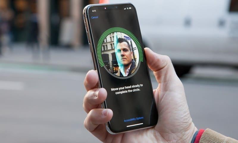 faceid iphone 11