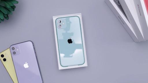 iPhone 11 2 sim vật lý