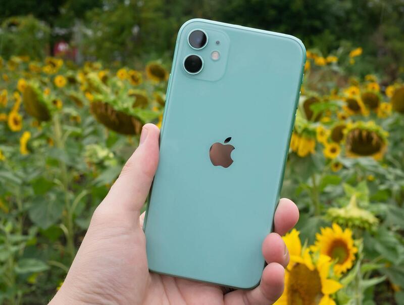 Dòng điện thoại này có nhiều màu sắc cực chất