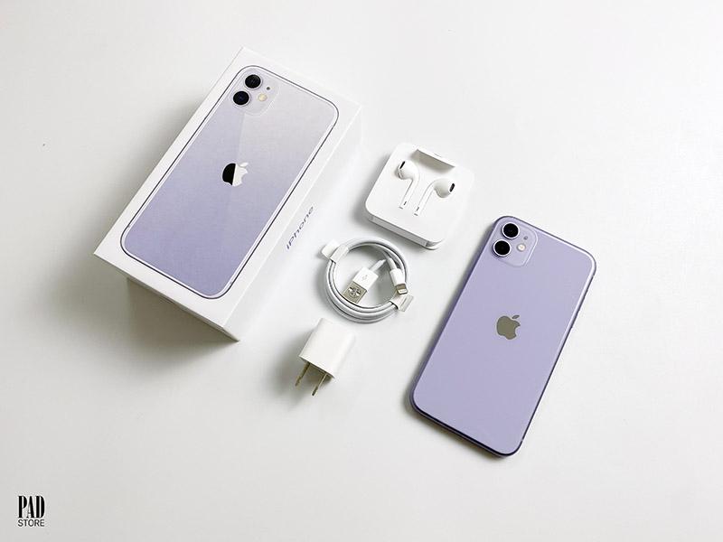 iPhone 11 nguyên seal