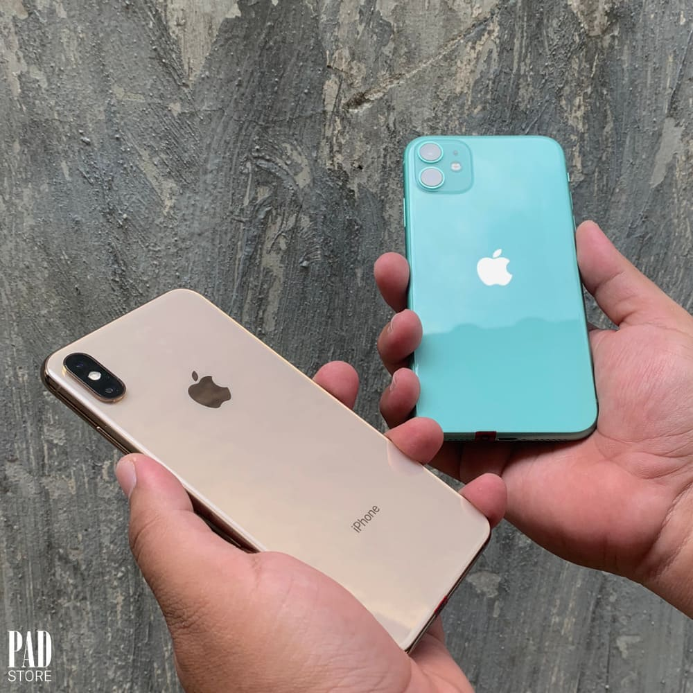 iphone 11 64gb va iphone xs 64gb