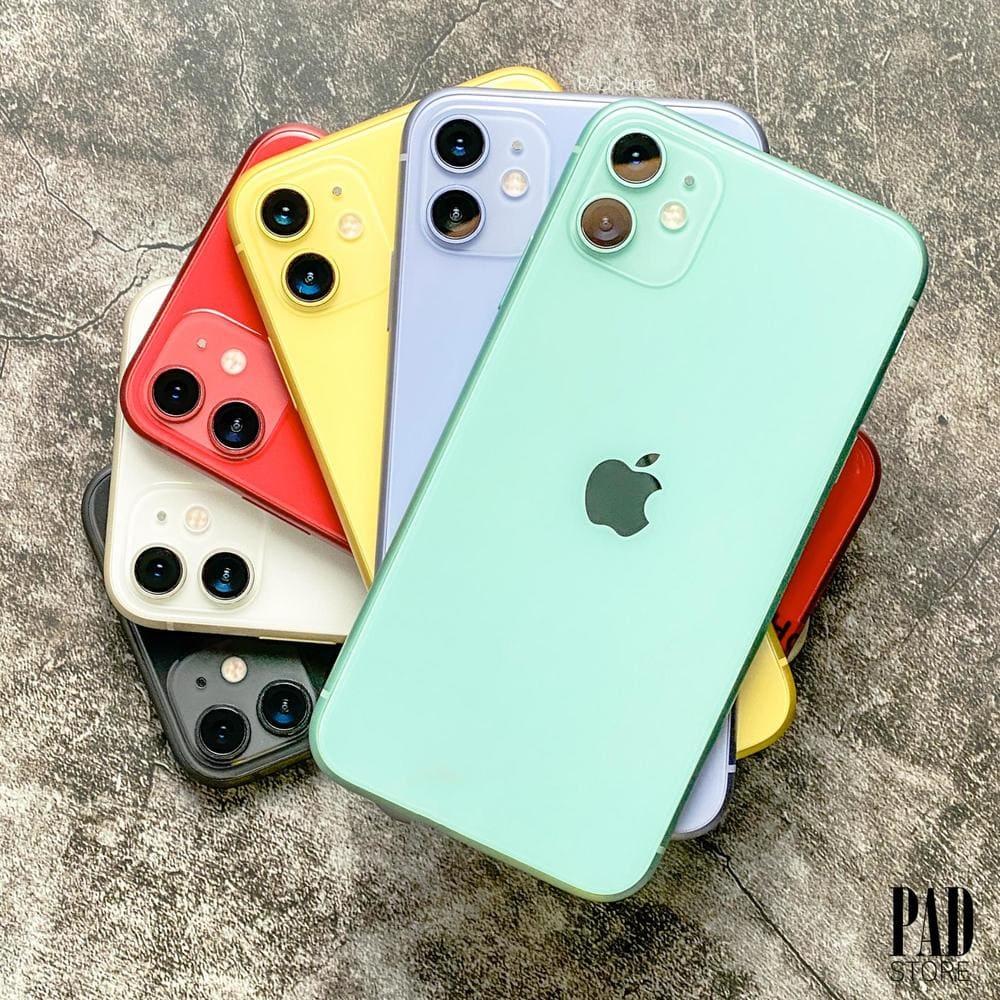 Tổng hợp các tùy chọn màu sắc có trên iPhone 11 - PAD Store