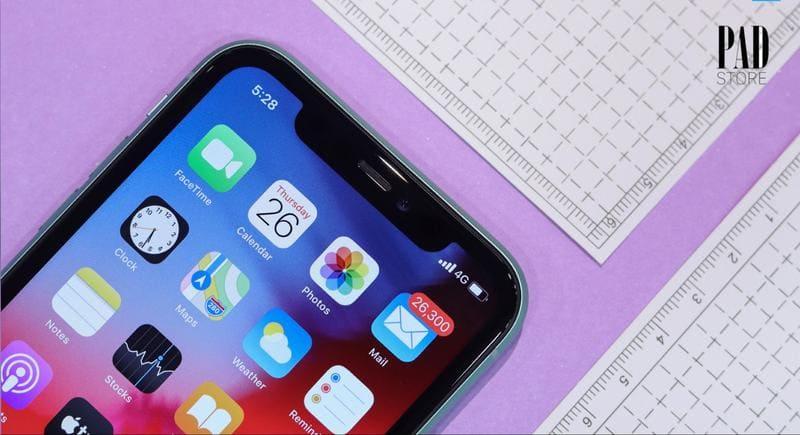 iphone 11 đập hộp