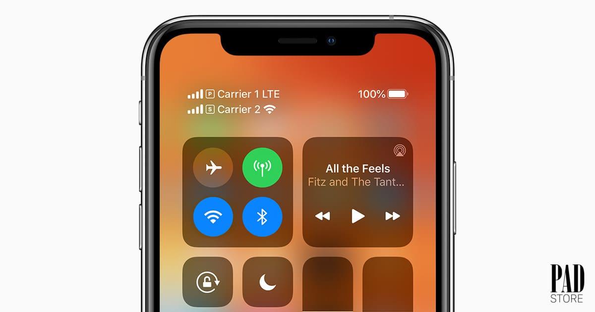 iphone 11 1 sim và 2 sim