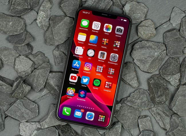 Màn hình iPhone 11 Pro 64GB được đánh giá là tốt nhất hiện nay