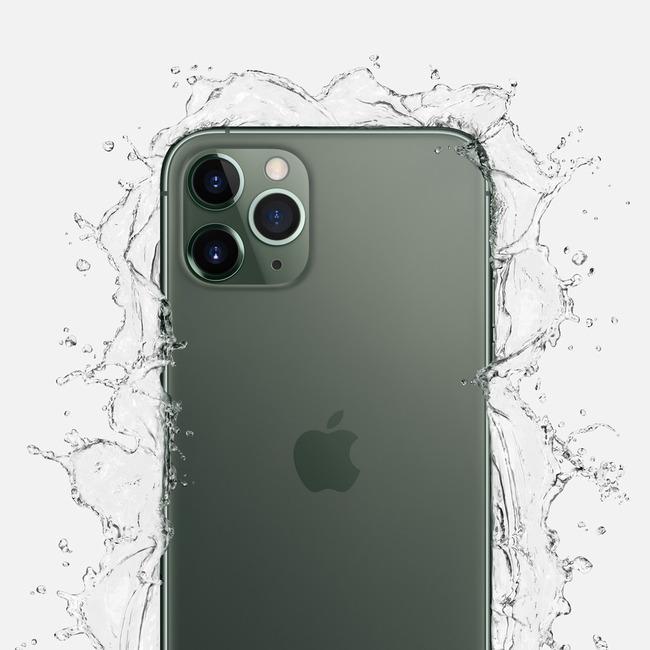 Công nghệ kháng nước trên iPhone 11 Pro 64GB cũng được nâng cấp