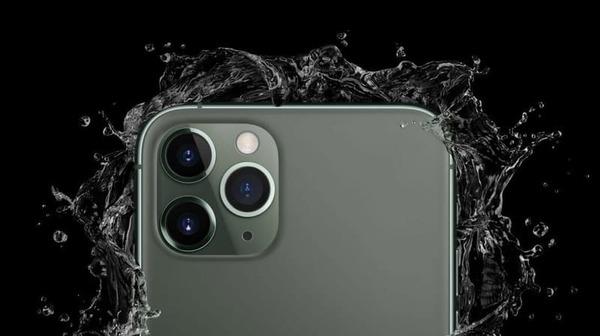 Thiết kế 3 camera sau độc đáo của của iPhone 11 Pro Max 512gb