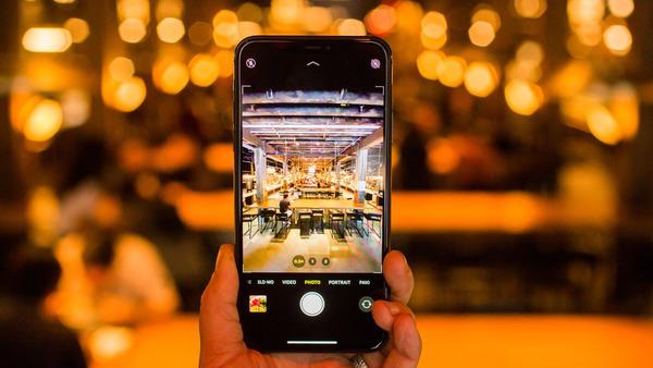 Camera trước cực đỉnh của iPhone 11 Pro Max 512gb