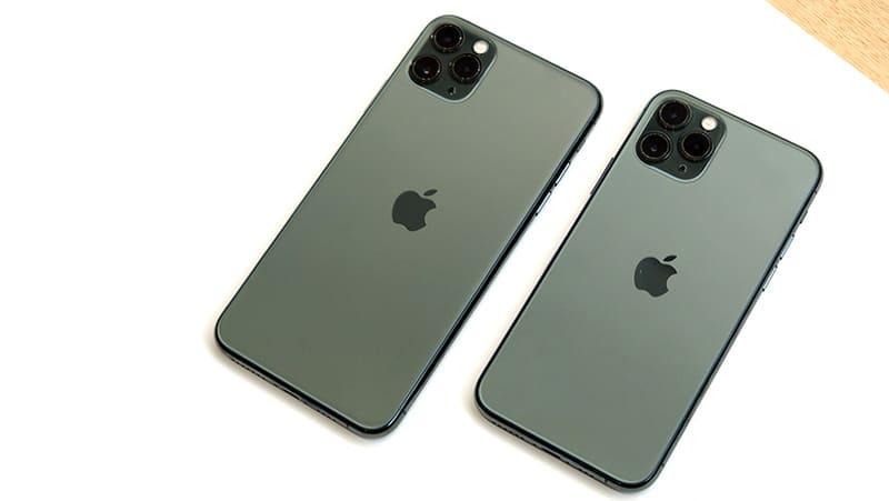 Dòng iPhone này dùng con chip A13 cho hiệu năng đỉnh cao