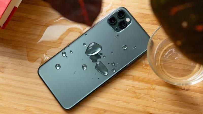 iphone 11 pro max chống nước