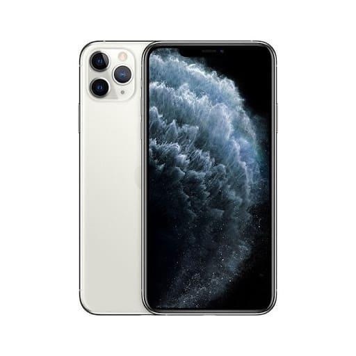 iPhone 11 Pro Max màu bạc silver