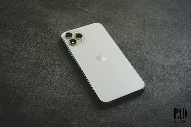iphone 11 pro max silver Bạc