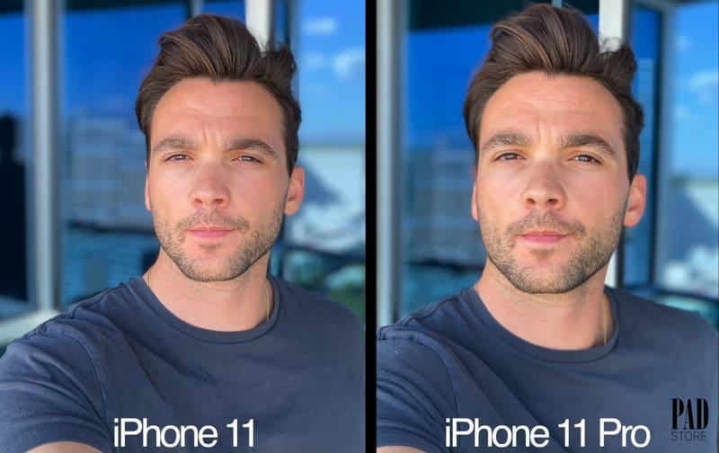 iphone 11 pro max selfie