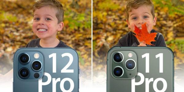 iphone 11 pro max và iphone 12 pro max