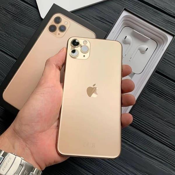 iPhone 11 Pro mở hộp