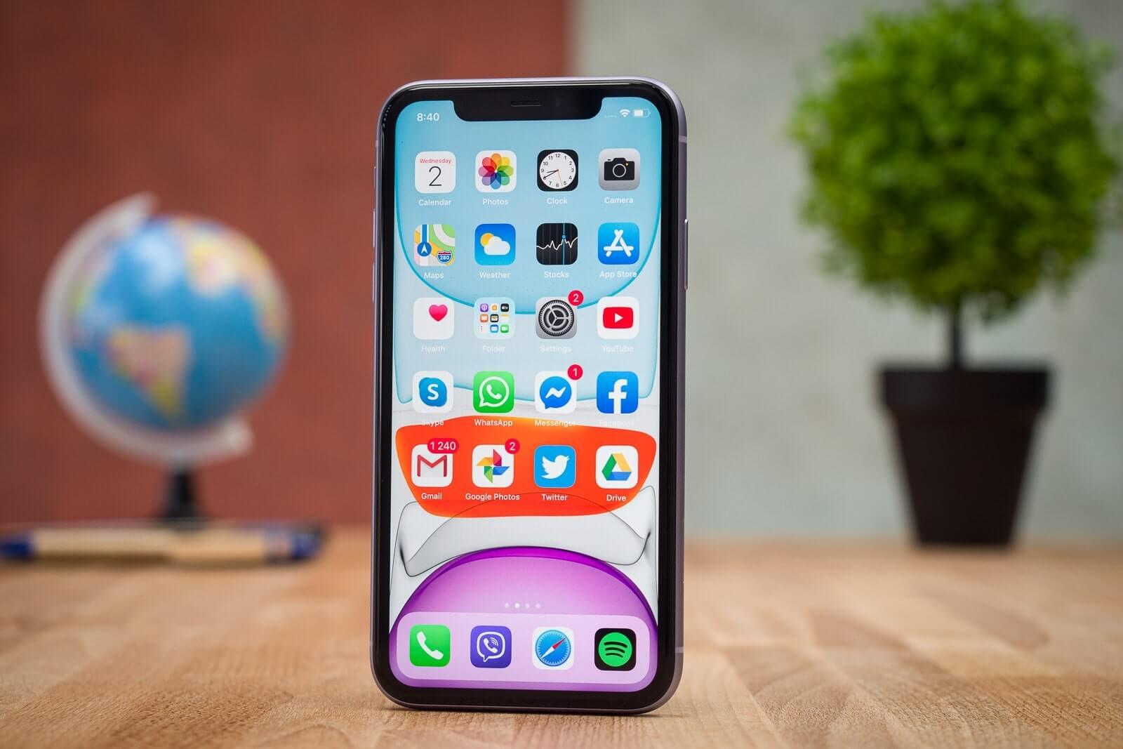 điện thoại iphone 11 pro và 11 pro max