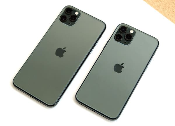 iPhone 11 Pro và 11 Pro Max