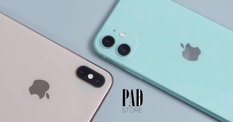 iphone 11 và xs