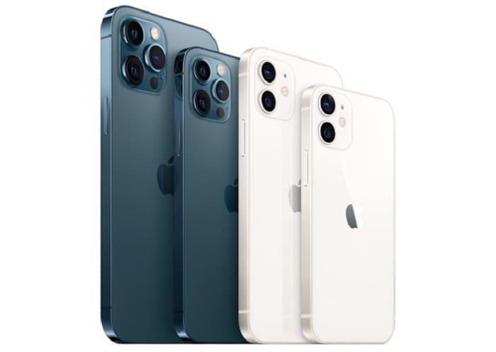 các dòng iphone 12