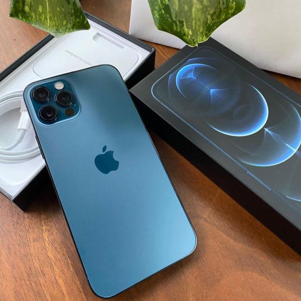iphone 12 pro max xanh biển cả