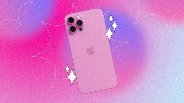 iphone 13 màu hồng
