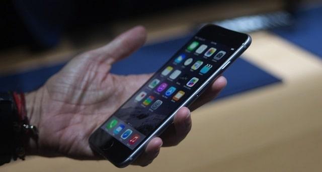 iphone 6 plus đập hộp