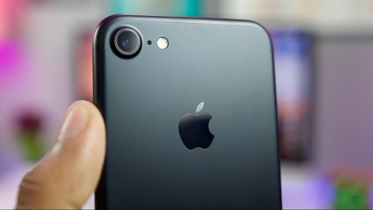 iphone 7 mở hộp