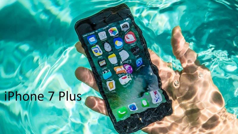 ip 7 plus có chống nước không