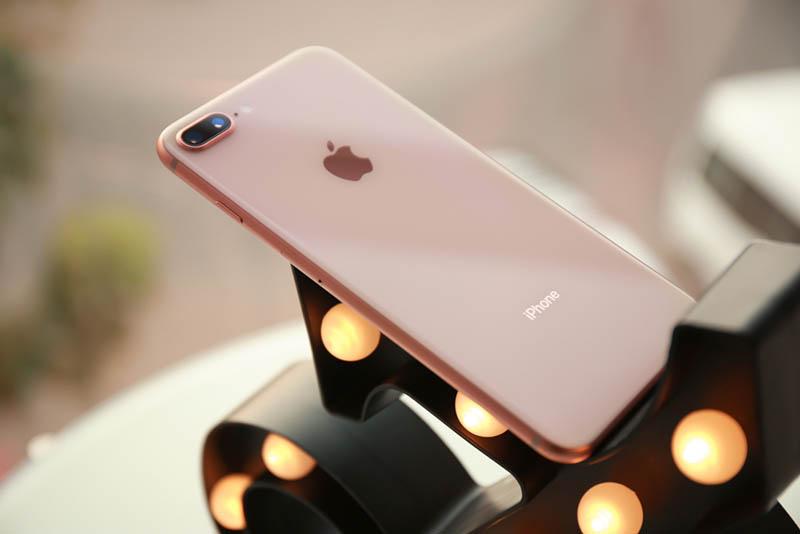 đánh giá iphone 8