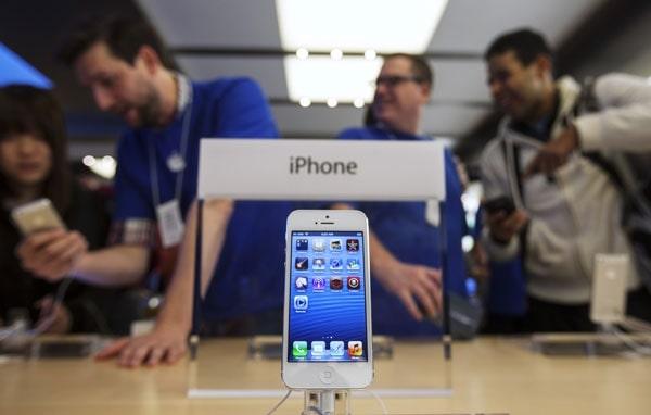 điện thoại iphone hàng trưng bày là gì