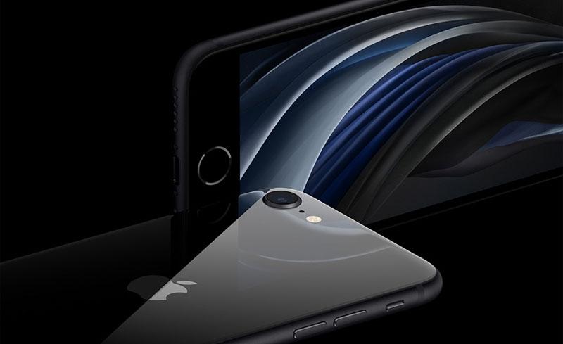 Thiết kế điện thoại iPhone SE (2020)