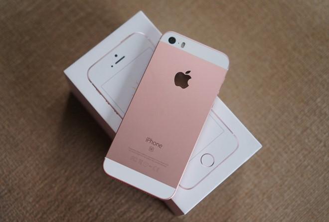đánh giá iphone se