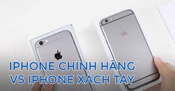 mua iphone xách tay hàng chính hãng