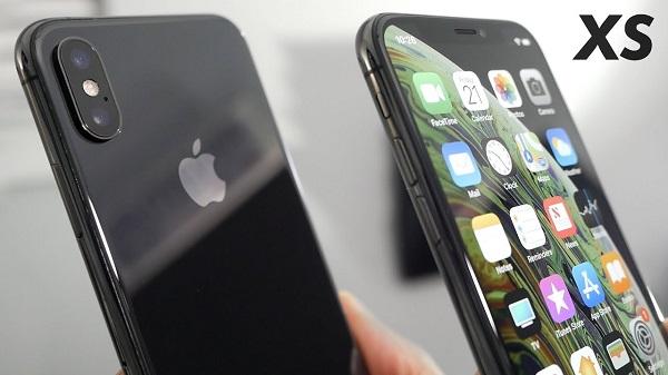 iphone xs gray