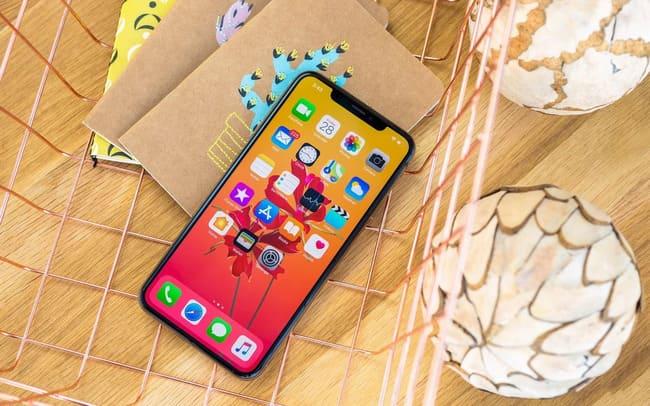 iphone xs max 256gb like new
