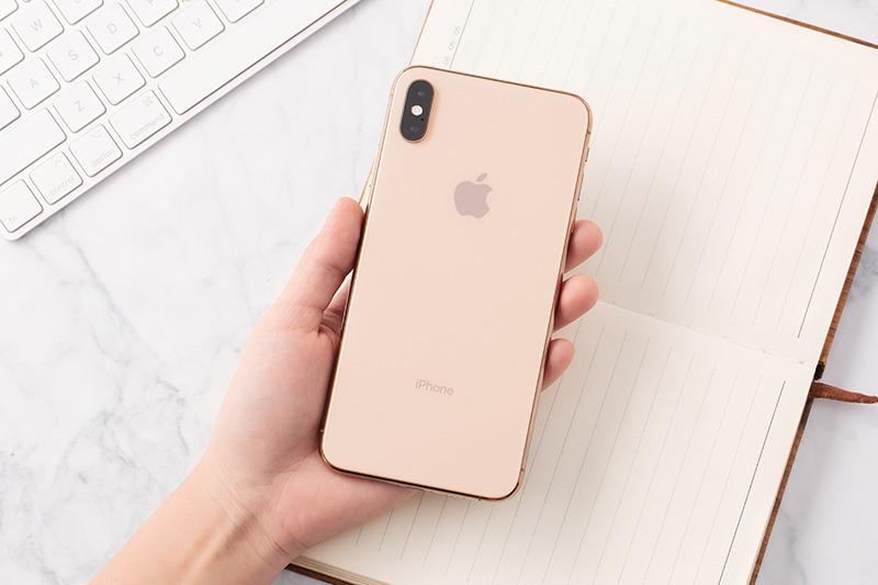 iPhone Xs Max 512GB là chiếc điện thoại đầu tiên của Apple sở hữu 2 sim