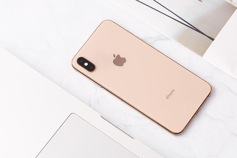 Thiết kế tinh tế, sang trọng của iPhone Xs Max