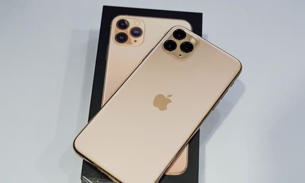 Khui hộp iPhone 11 Pro