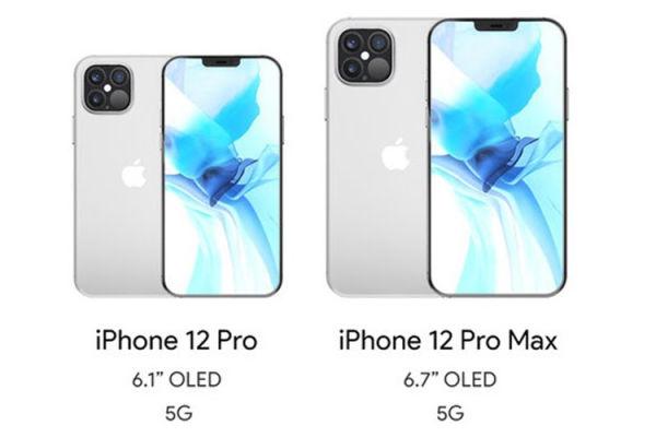 kích thước iphone 12 pro max