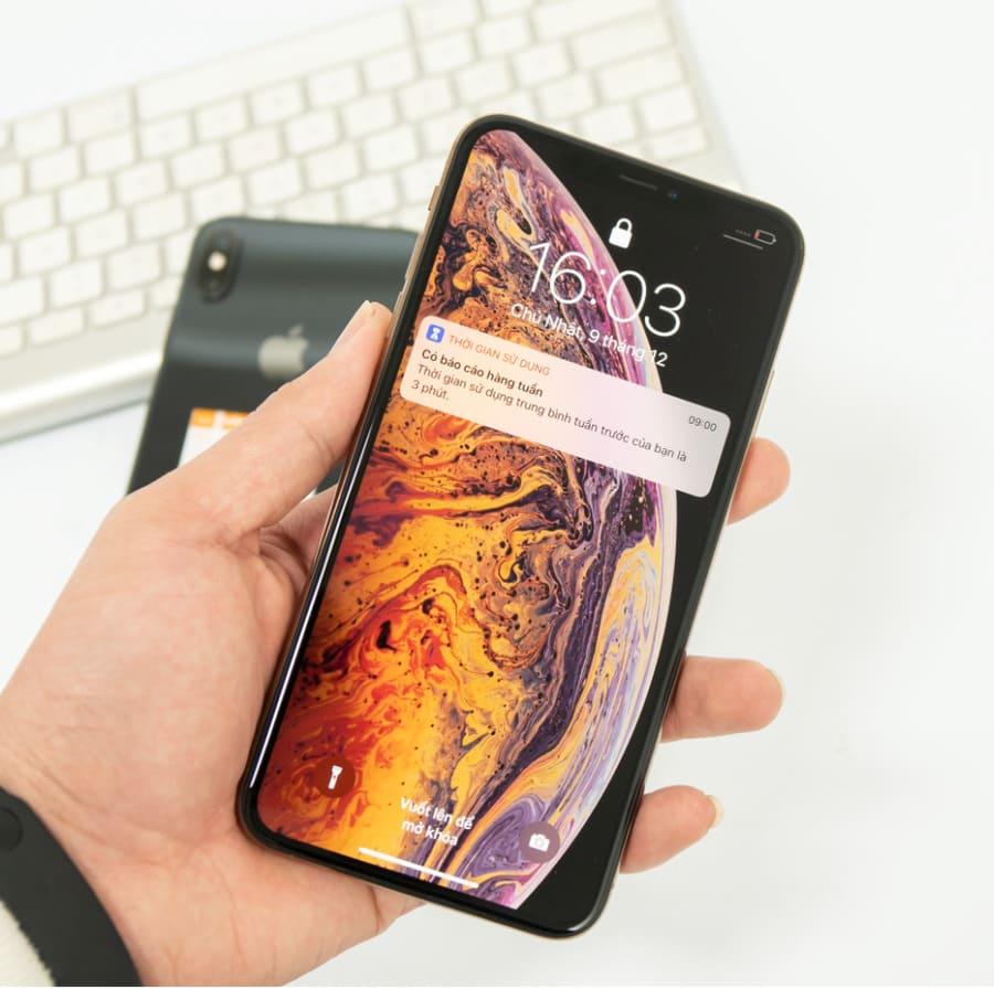 màn hình ip xs lock
