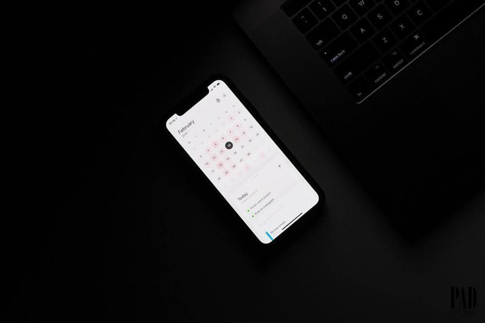 màn hình iphone 11 pro lock