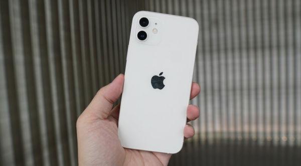 màu của iphone 12