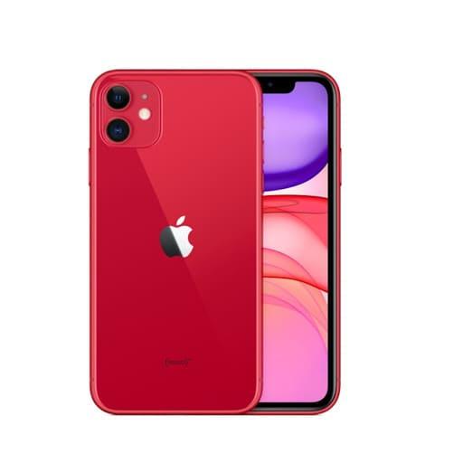 màu đỏ trên iPhone 11