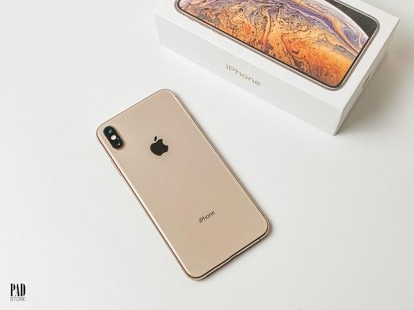 màu của iphone xs max
