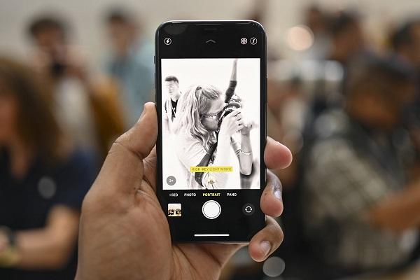 máy ảnh iphone 11 pro 512gb