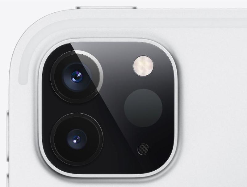 Máy tính bảng iPad Pro 11 inch 2020 với cụm camera sau hình vuông